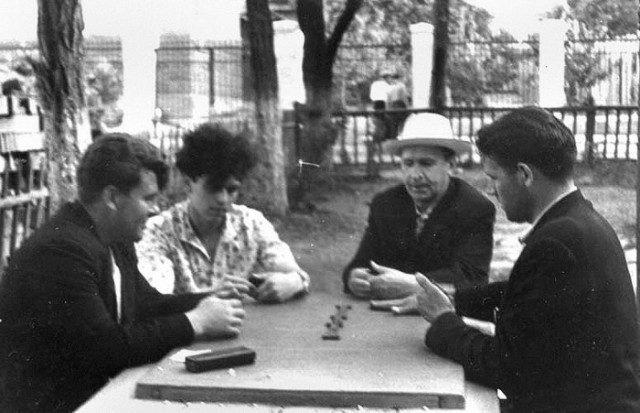 4. досуг в ссср, интересно, мужчины ссср, развлечения советских людей, фото