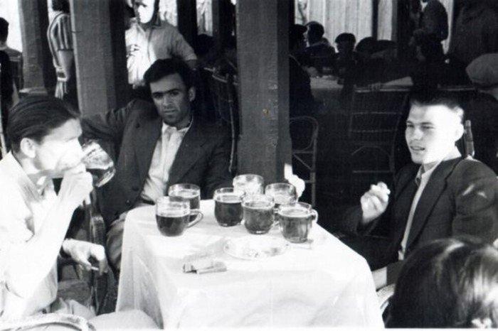 13. досуг в ссср, интересно, мужчины ссср, развлечения советских людей, фото