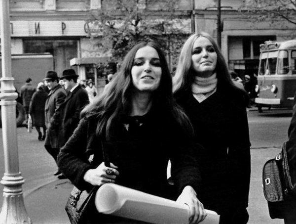 6. Студентки 1970-х девушки, интересно, советские студенты, современные студенты, студентки, студенты, тогда и сейчас, фото