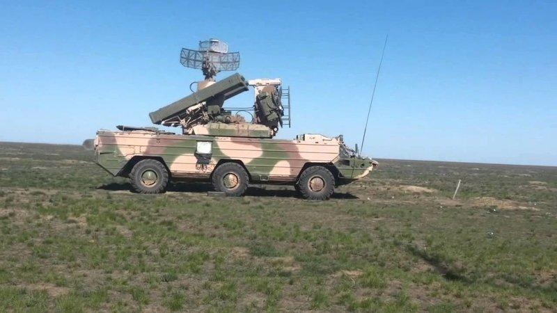 Стало известно, какой комплекс ПВО армии САР сбил больше всего САР, армии, пво