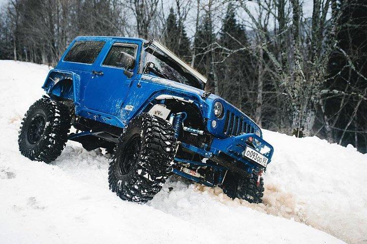 Jeep Rubicon автомобили, бездорожье, внедорожники, проходимцы