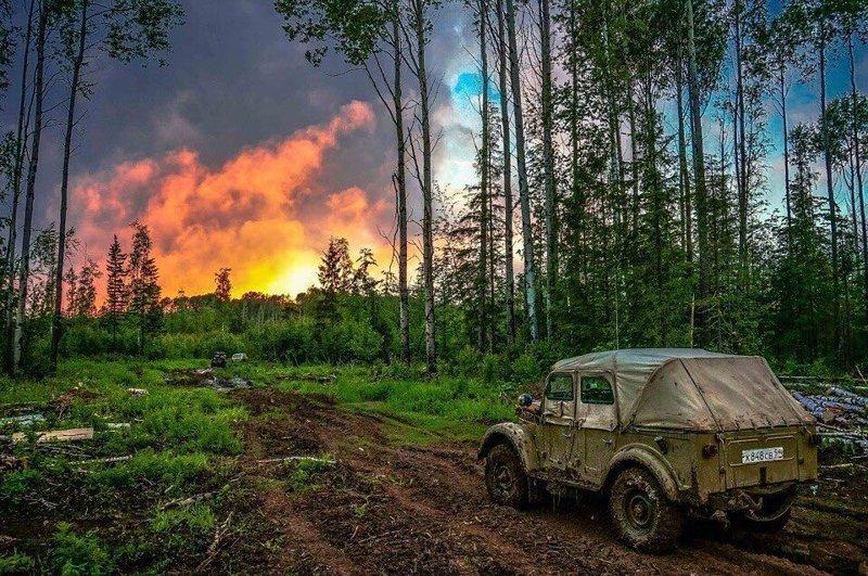 ГАЗ-69 автомобили, бездорожье, внедорожники, проходимцы