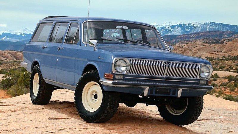 ГАЗ-24-95 автомобили, бездорожье, внедорожники, проходимцы
