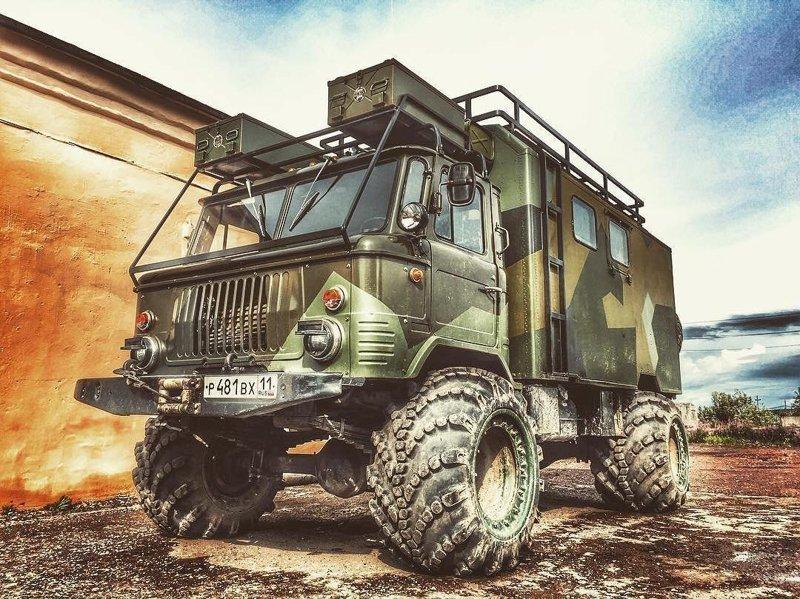 ГАЗ-66 автомобили, бездорожье, внедорожники, проходимцы