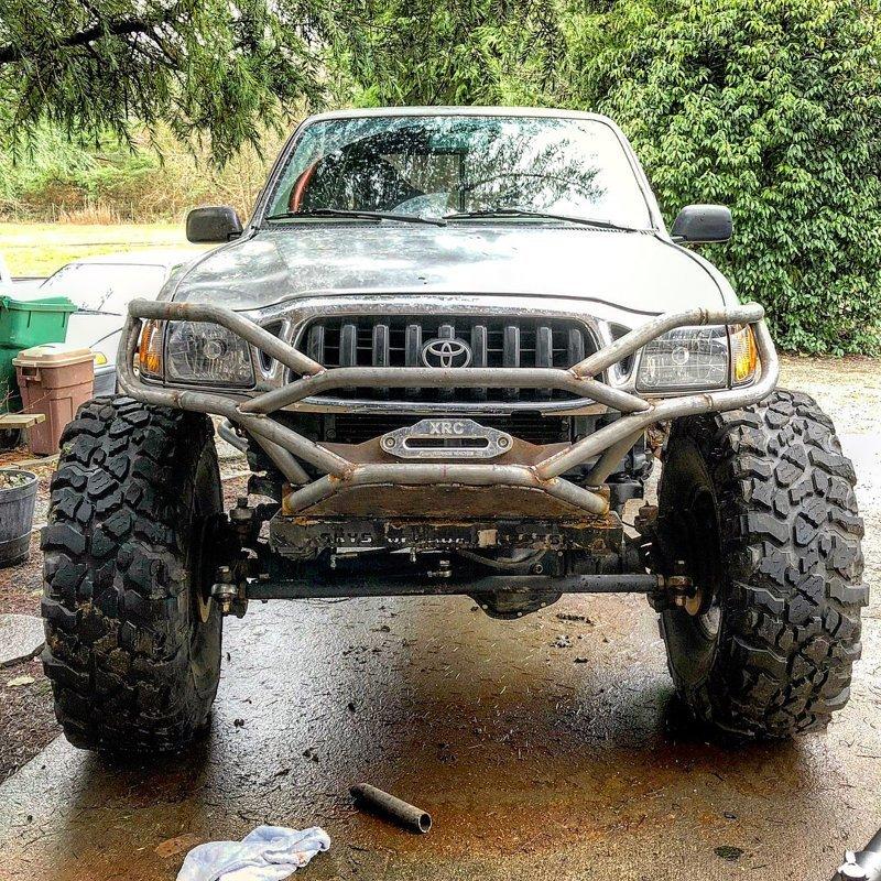 Toyota Tacoma автомобили, бездорожье, внедорожники, проходимцы