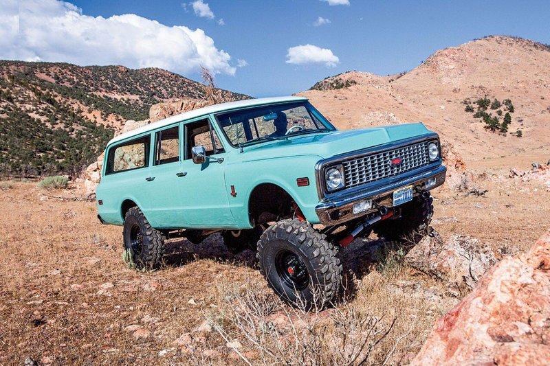 Chevrolet Suburban автомобили, бездорожье, внедорожники, проходимцы