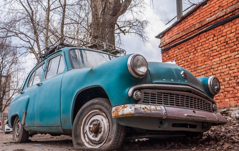 фото старых москвичей авто плюс, что датчики