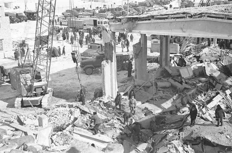 Взрыв на Минском радиозаводе. 10 марта 1972 года, Минск СССР, катастрофы, советский союз, техногенные катастрофы