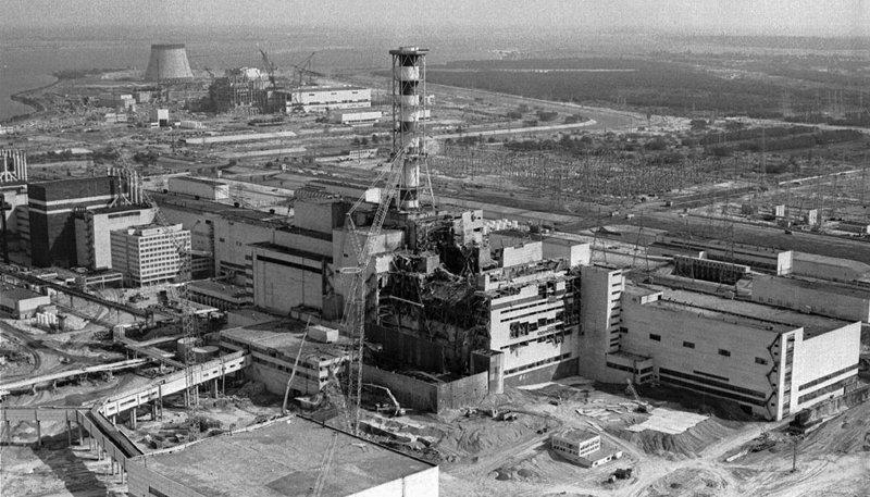 Авария на Чернобыльской АЭС. 26 апреля 1986 года, Припять СССР, катастрофы, советский союз, техногенные катастрофы