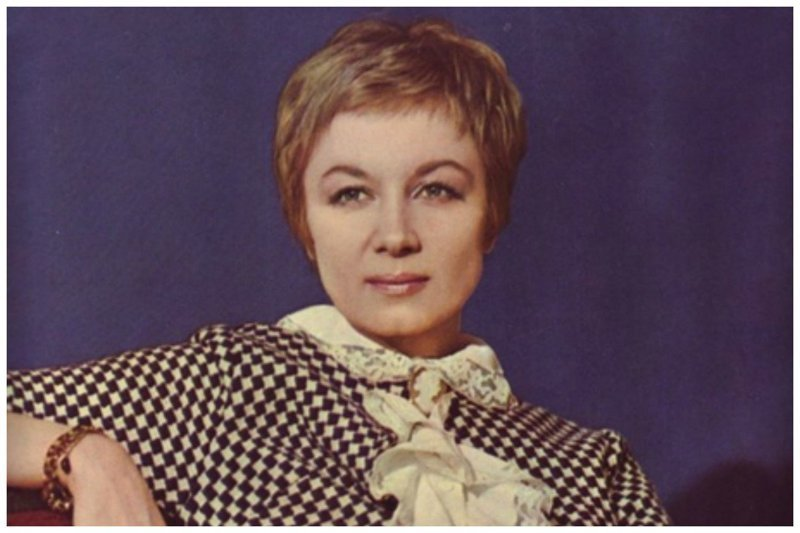 Алла Сергеевна Демидова, 1936 актрисы, интересное, красавицы, советский, стареют