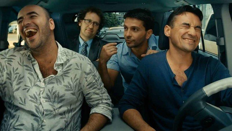 О чём говорят мужчины (2010) кино, комедии, российские комедии, фильмы