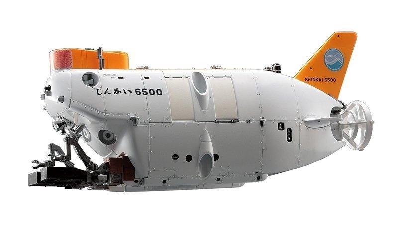Shinkai 6500 — это японская трехместная исследовательская субмарина, построенная в 1990 году батискаф, впадины, загадки, земля, интересное, океан, факты