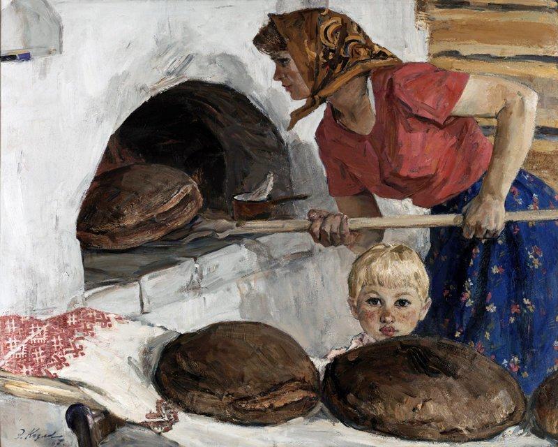 """В """"нечистые"""" дни Русы, женщины, запреты, пища, факты"""