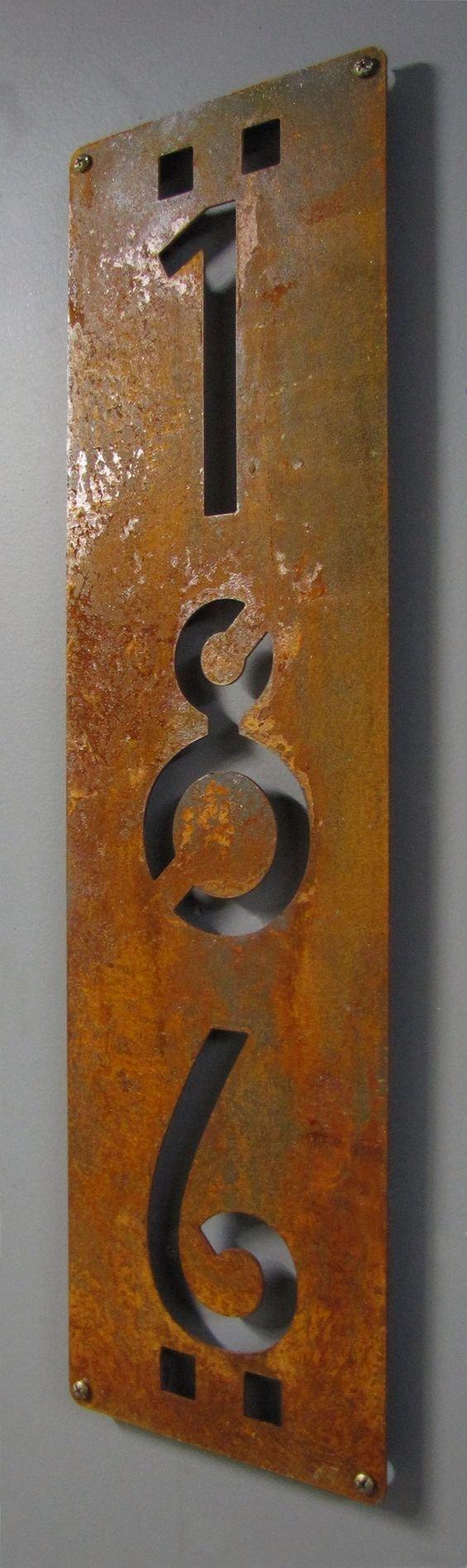 Выбейте на металле Фабрика идей, адрес, интересное, креатив, номера, умельцы