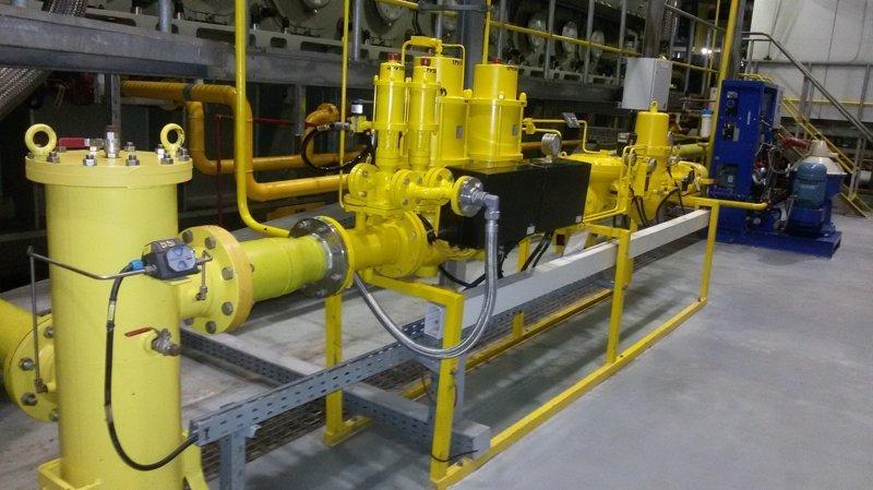 Электростанция с Dual-Fuel двигателями Dual-Fuel, двигатель, электростанция