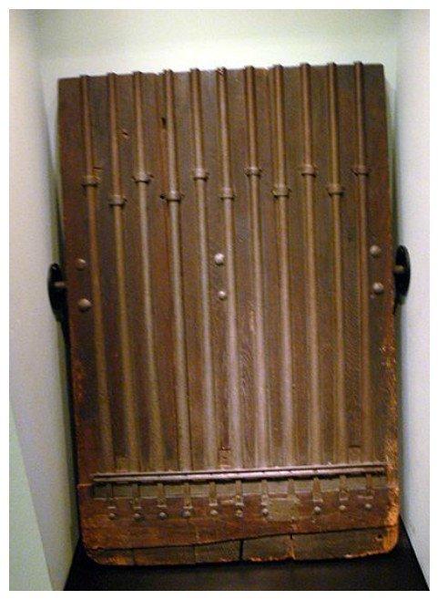 Орган, изготовленный на оружейной фабрике Шпанаду в 1809 году артиллерия, военное, интересное, история, необычное, пушки