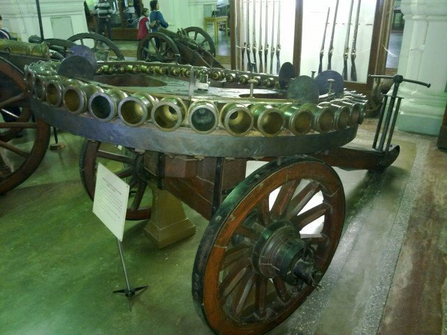 «Адский орган» в 1741 году создал русский конструктор Андрей Константинович Нартов (1680—1756 гг.) артиллерия, военное, интересное, история, необычное, пушки