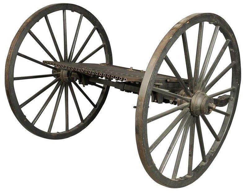 Батарея Биллингурст - Рекуа / Billinghurst Requa Battery / Billinghurst-Requa Bridge Gun, использовалась в США времена гражданской войны артиллерия, военное, интересное, история, необычное, пушки