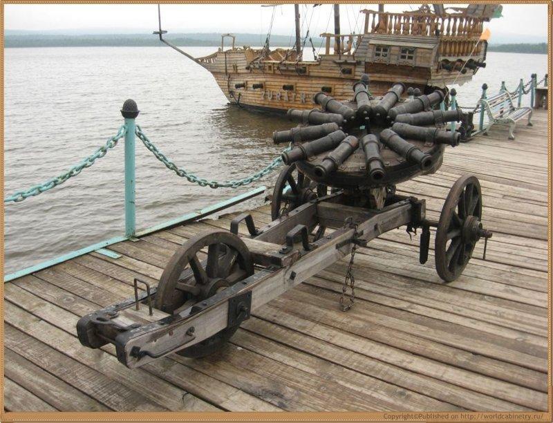 Пушка находится в национальном парке Зюраткуль, Челябинск артиллерия, военное, интересное, история, необычное, пушки