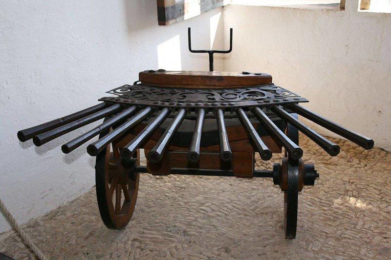 Первый пулемет. артиллерия, военное, интересное, история, необычное, пушки