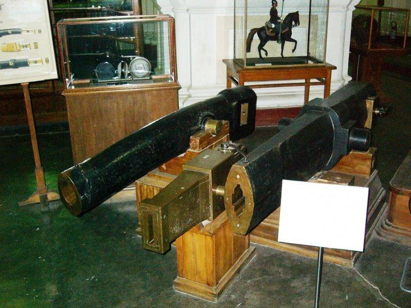 Дисковые пушки артиллерия, военное, интересное, история, необычное, пушки