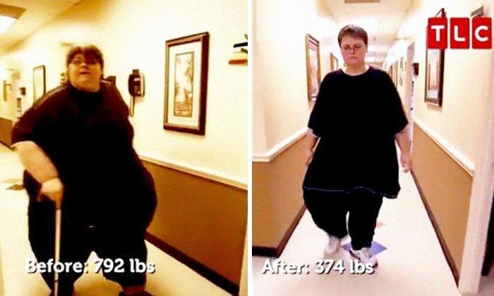 21.乔·维克斯勒从359公斤到170公斤体重,前后人,和平,肥胖,减肥,改造,改造