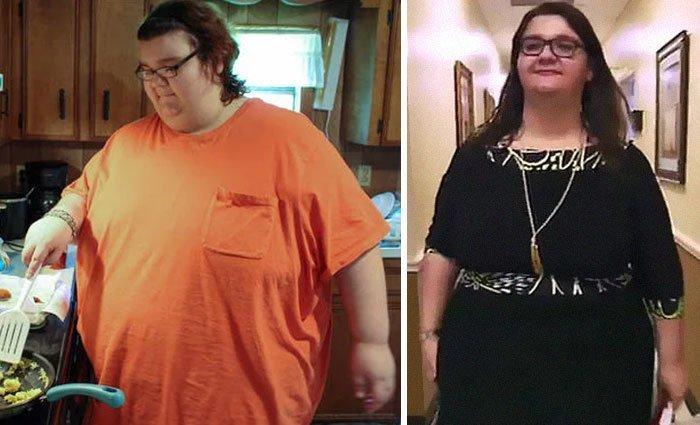 22. Chay Gilroy 263公斤,重量171公斤,前后人,和平,肥胖,减肥,改造,改造