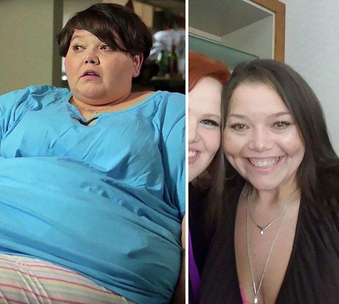 17.布列塔尼福尔弗274公斤体重181公斤,前后人,和平,肥胖,减肥,改造,改造