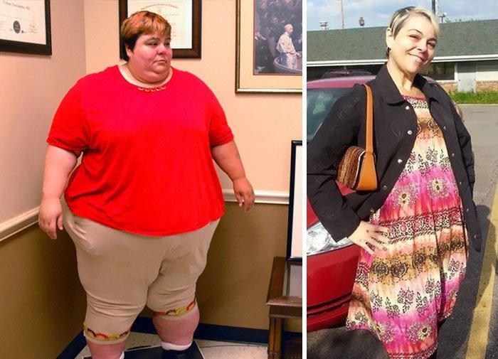 10.保罗·琼斯以每公斤体重134公斤体重,前后人,和平,肥胖,减肥,改造,改造