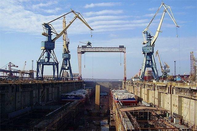 Великое начало, паршивый конец Николаевский завод, бездари, украина