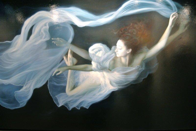 Биологическое объяснение Dorian Valledjo, полеты во сне, сон