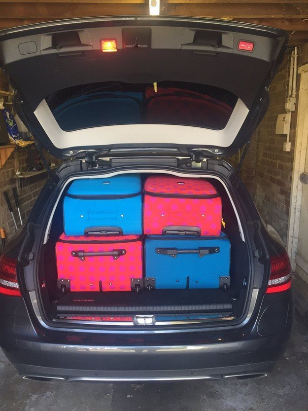 12. Эти чемоданы в мире, вещи, идеально, перфекционист, тетрис