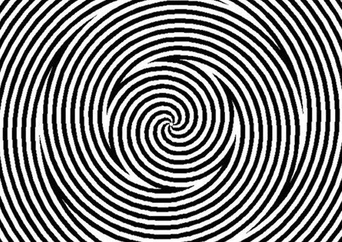 забавно, мозг, обман зрения, оптические иллюзии, прикольно