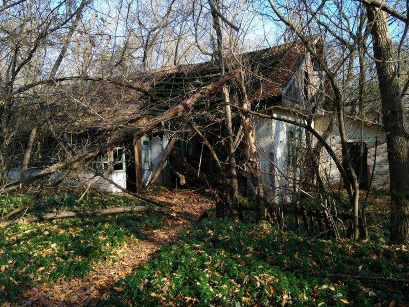 Заброшенные дома в Залесье Припять, Чернобыль, атомная станция, чаэс