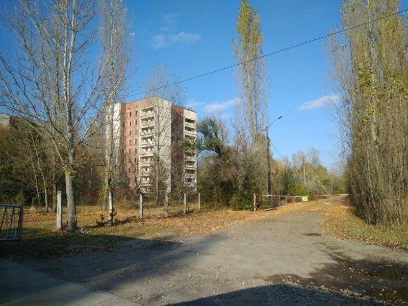 32 года спустя: как выглядит Чернобыльская АЭС сегодня Припять, Чернобыль, атомная станция, чаэс