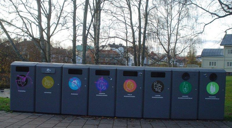 В Швеции закончился мусор закончился, мусор, швеция