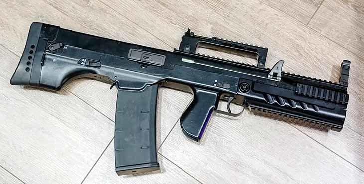 Россия показала самый мощный автомат ШАК-12, автомат, россия