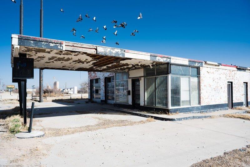 Когда кончится нефть: репетиция азс, город, заброшенное, заправки, нефть, покинутое, эстетика