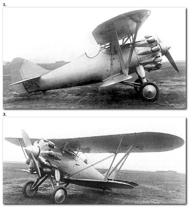 Предшественник И-15 - истребитель И-6, серийно не выпускался, известно о 4-х опытных машинах. Боевые самолеты Родины, СССР, история авиации