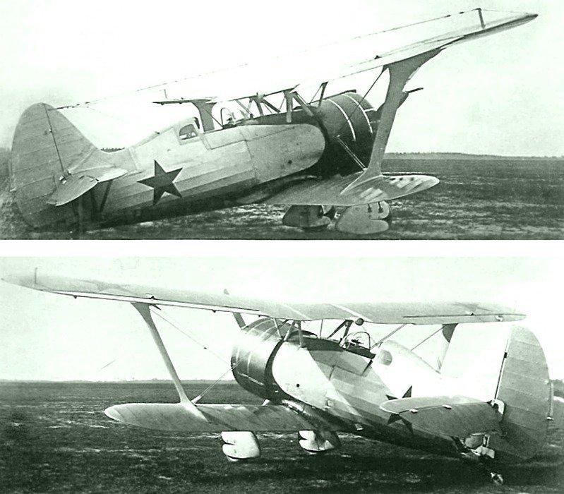 И-15бис (И-15, второй вариант). Боевые самолеты Родины, СССР, история авиации