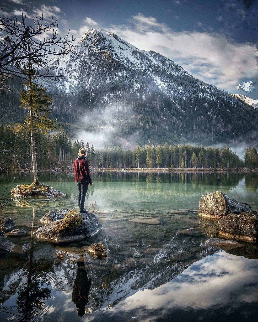 Красивые картинки человек и природа