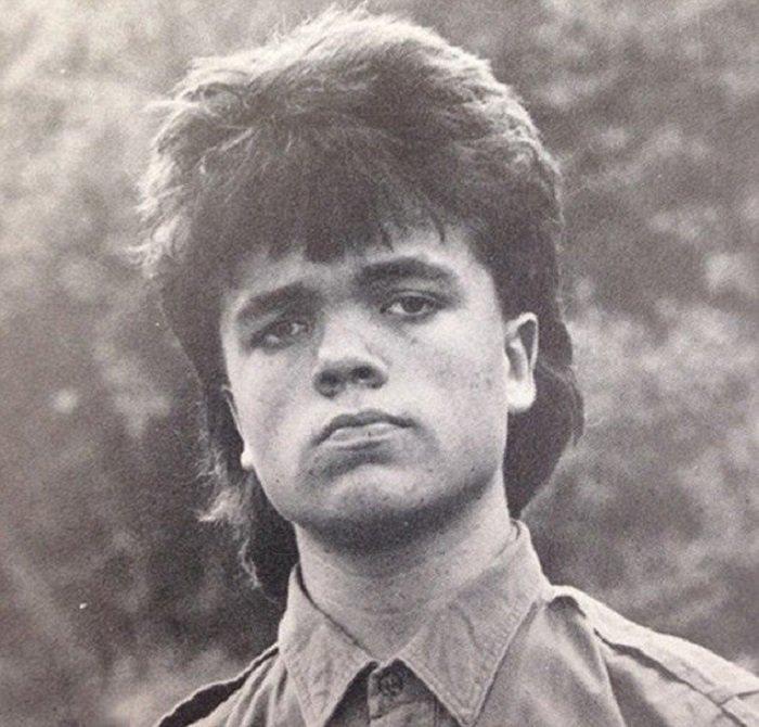 8. Питер Динклейдж, 1987 год взросление, голливуд, детские фото, знаменитости, изменения