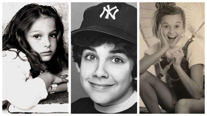 Угадай звезду по старому снимку актеры, голливуд, знаменитости в детстве, знаменитости в молодости, известные актеры, известные актрисы, тогда и сейчаc, угадайка