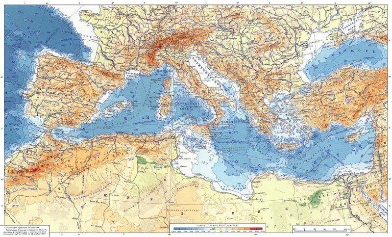 Интересные факты о морях и океанах интересное, история, моря, океаны, факты