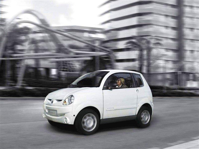 4. Minauto от компании Aixam авто, автошкола, дорогое авто, права, рейтинг авто, топ