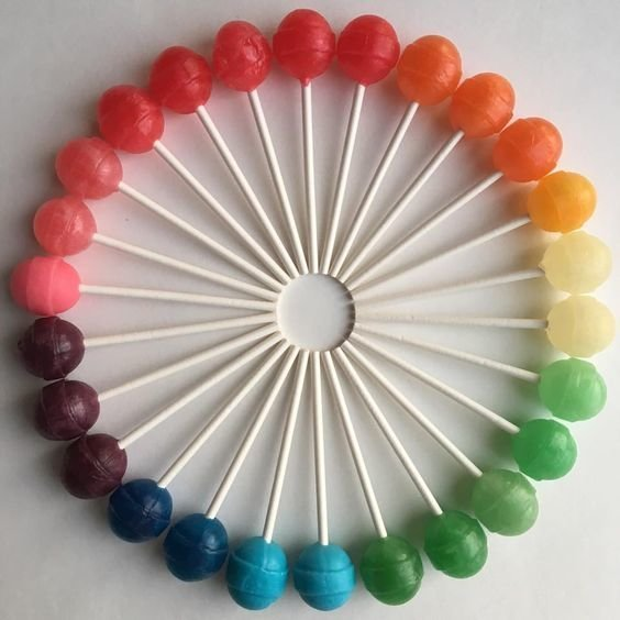 Сделай радугу из всего, что есть под рукой Фабрика идей, красота, мастера, радуга, рукоделие