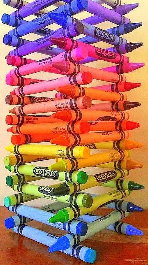 И карандаши Фабрика идей, красота, мастера, радуга, рукоделие