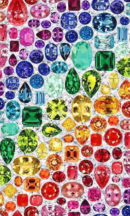 Можно все это украсить разноцветными драгоценными камнями Фабрика идей, красота, мастера, радуга, рукоделие