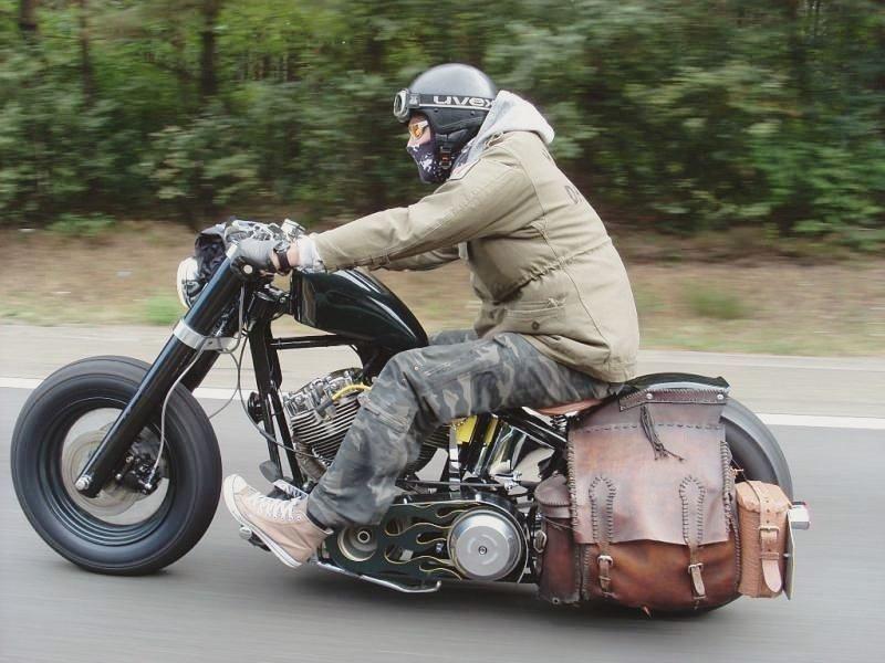 25 крутых бобберов, на которых хочется уехать прямо сейчас боббер, мото, мотоцикл, харлей, чоппер