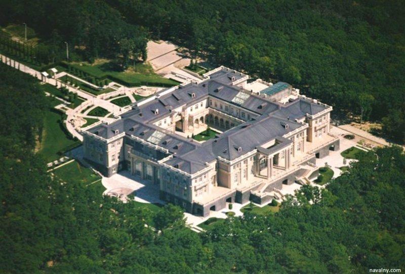 Бонус: дача Путина архитектура, дача, дом, недвижимость